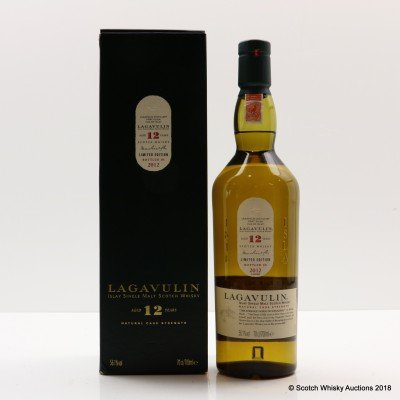 Lagavulin 12 Year Old 2012 Release