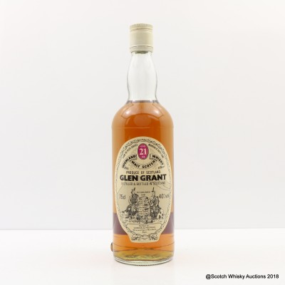 Glen Grant 21 Year Old 75cl