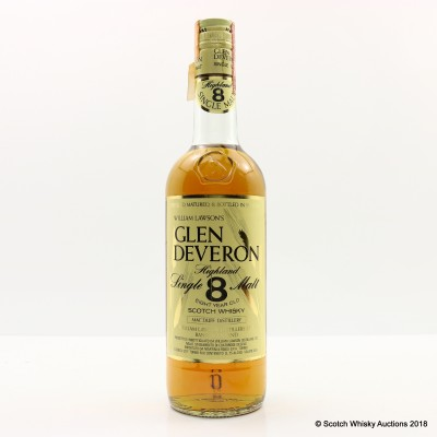 Glen Deveron 8 Year Old 75cl