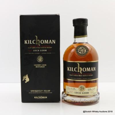Kilchoman Loch Gorm 2013 Release Signed By John Maclellan