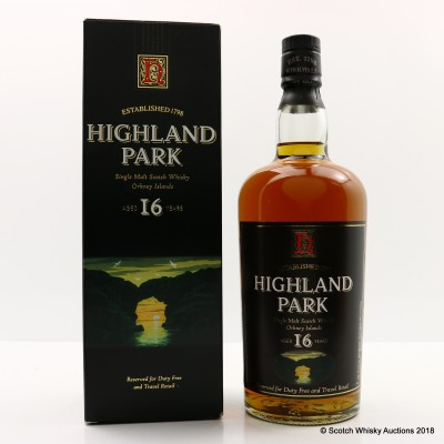 Highland Park 16 Year Old 1L Old Style