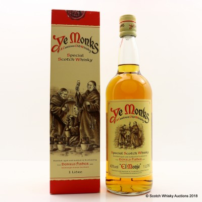 Ye Monks Special Scotch 1L