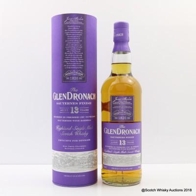 GlenDronach 13 Year Old Sauternes Finish