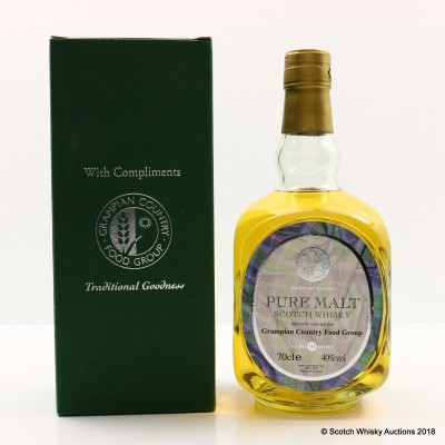 Grampian Country Food Group 10 Year Old Pure Malt
