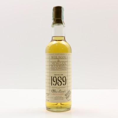 Aberlour 1989 Wilson & Morgan Barrel Selection