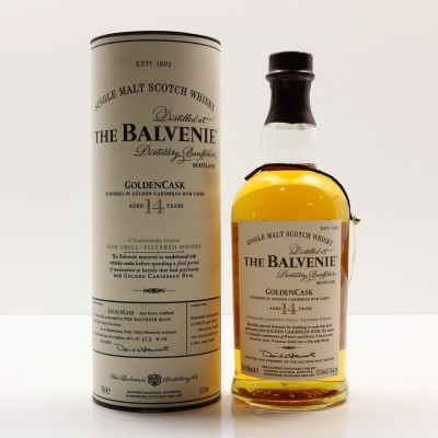Balvenie 14 Year Old Golden Cask