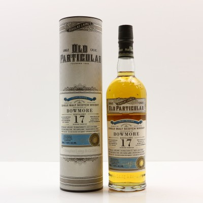 Bowmore 1996 17 Year Old Old Particular