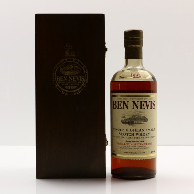 Ben Nevis 1992 For La Maison Du Whisky's 50th Anniversary