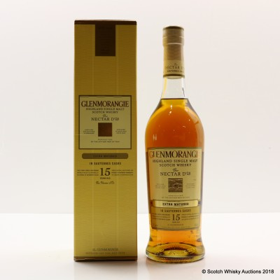Glenmorangie 15 Year Old Nectar D'Or