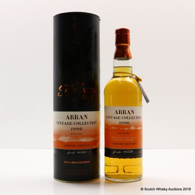 Arran 1996 Vintage Collection