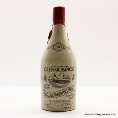 Glenmorangie Sesquicentennial Selection Decanter