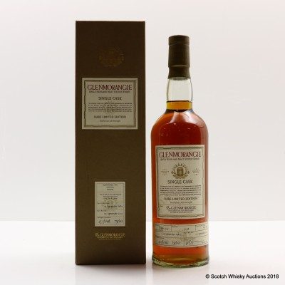 Glenmorangie 1989 Single Cask #6678 75cl