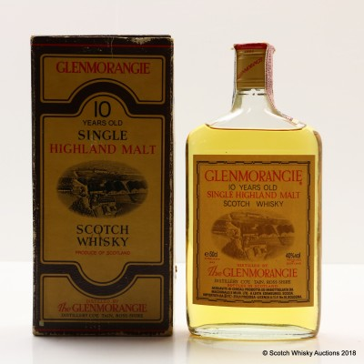 Glenmorangie 10 Year Old 50cl