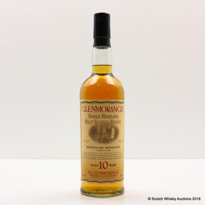 Glenmorangie 1992 10 Year Old Single Cask #1285