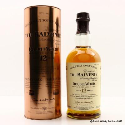 Balvenie 12 Year Old DoubleWood Copper