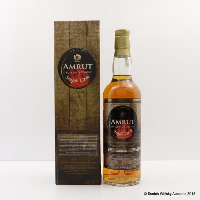 Amrut 2009 Single Bourbon Cask #3447