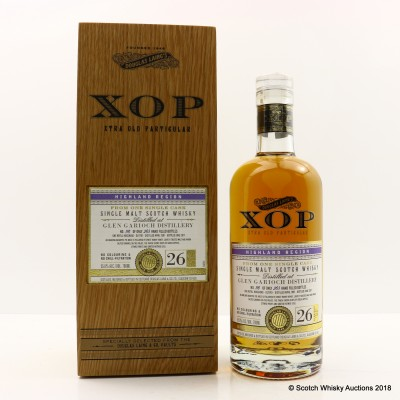 Glen Garioch 1991 26 Year Old XOP
