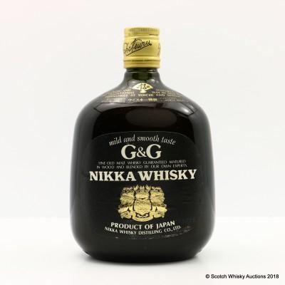 Nikka Gold & Gold 76cl