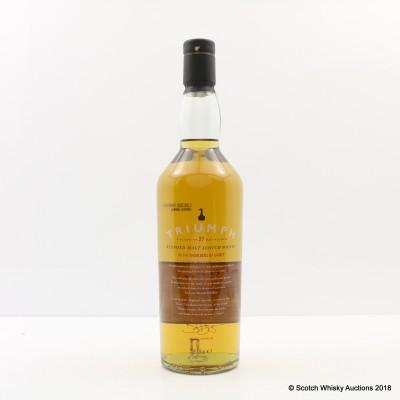 Triumph Roseisle Distillery Opening Commemorative Blend