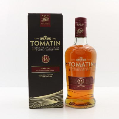 Tomatin 14 Year Old Port Cask
