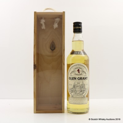 Glen Grant Single Malt