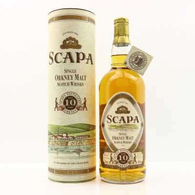 Scapa 10 Year Old 1L