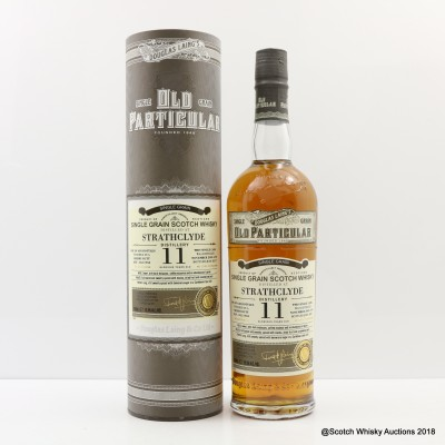 Strathclyde 2005 11 Year Old Old Particular