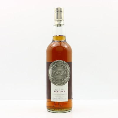 Mortlach 1992 17 Year Old Exclusive Casks