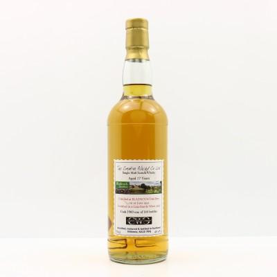 Bladnoch 1992 17 Year Old Gaja Barolo Cask Creative Whisky Co