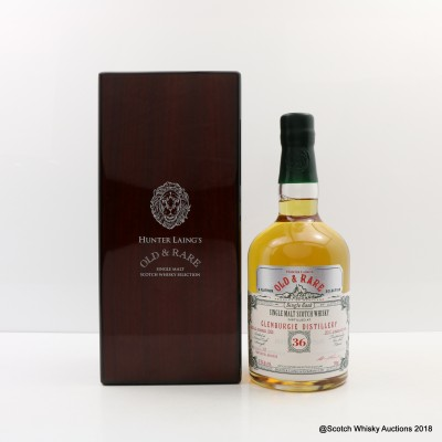 Glenburgie 1980 36 Year Old Old & Rare