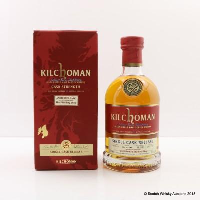 Kilchoman 2010 Single Cask Distillery Exclusive