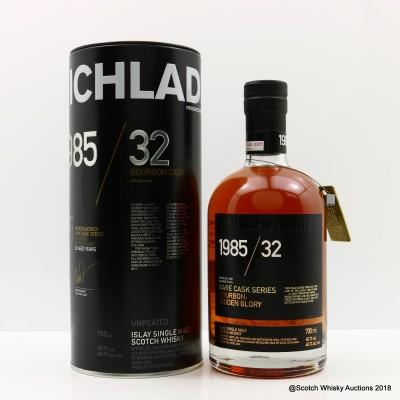 Bruichladdich 1985 32 Year Old Hidden Glory