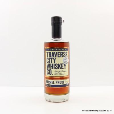 Traverse City Whiskey Co. 2008 Barrel Proof Bourbon 75cl