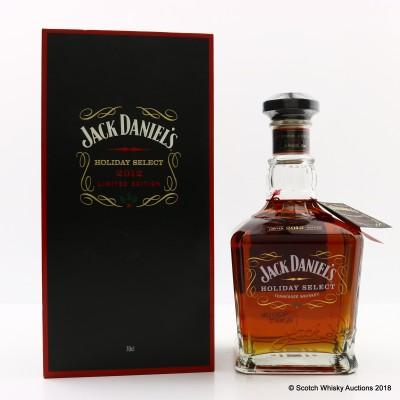 Jack Daniel's Holiday Select 2012