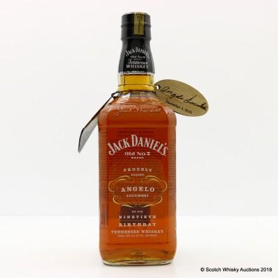 Jack Daniel's Angelo Lucchesi 75cl