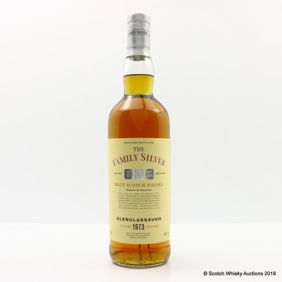 Glenglassaugh 1973 The Family Silver