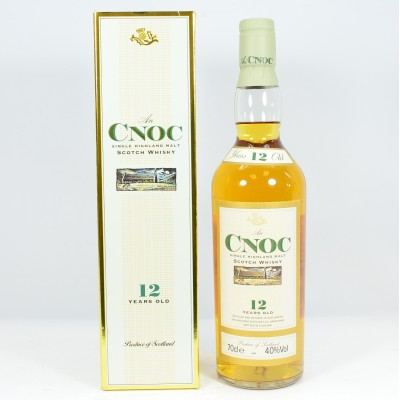 anCnoc 12 Year Old Old Style