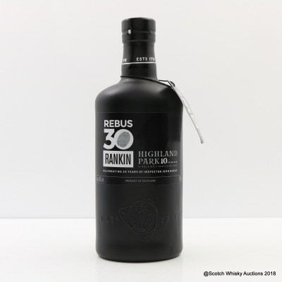 Highland Park 10 Year Old Rebus