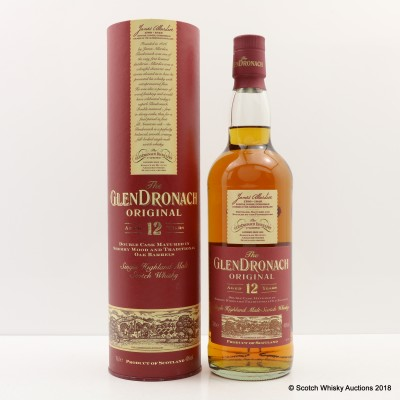 GlenDronach 12 Year Old