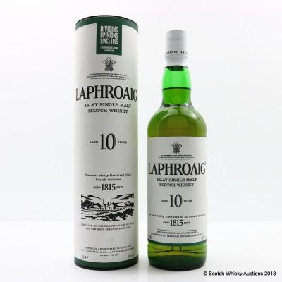 Laphroaig 10 Year Old