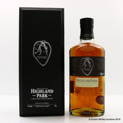 Highland Park 12 Year Old Hjarta