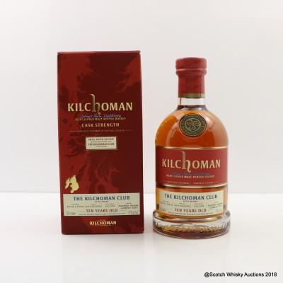 Kilchoman 2006 10 Year Old Kilchoman Club Exclusive 5th Edition