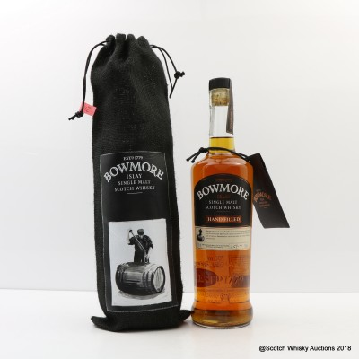 Bowmore 2009 Hand Filled 21st Edition