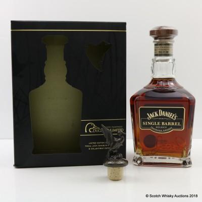Jack Daniel's Single Barrel Ducks Unlimited 75cl