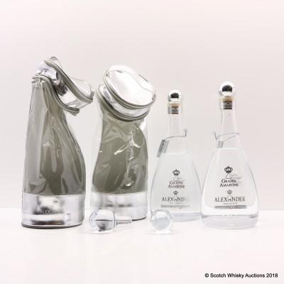 Alexander Aqua Di Vita Grappa Amarone 2 x 1L