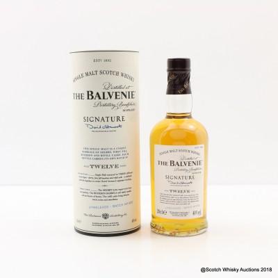 Balvenie 12 Year Old Signature Batch #2 20cl