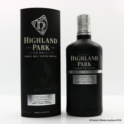 Highland Park Dark Origins 75cl