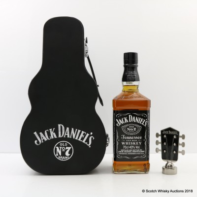 Jack Daniel's Guitar Case Edition