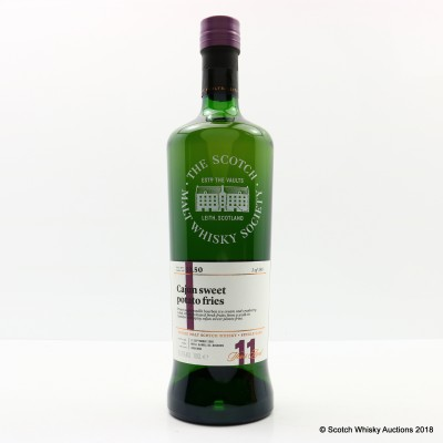 SMWS 13.50 Dalmore 2006 11 Year Old