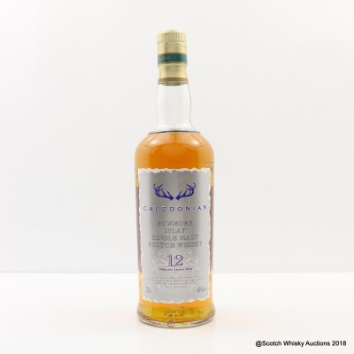 Bowmore 12 Year Old For Caledonian Newpapers